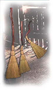 North Woven Broom Co. :  home handmade broom natural
